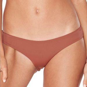 L SPACE bathing suit bottoms
